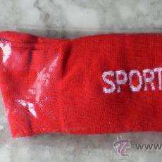 Coleccionismo deportivo: MEDIAS SPORTING DE GIJÓN , NO USADAS. Lote 27867116