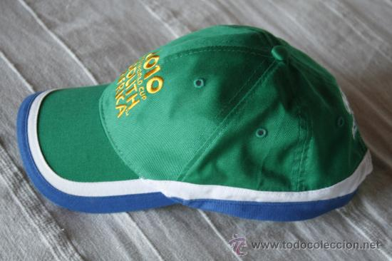 Coleccionismo deportivo: GORRA 2010 FIFA WORLD CUP SOUTH AFRICA. HYUNDAI OFFICIAL PARTNER. - Foto 2 - 78073287