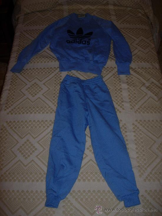 De Verdad sutil necesario  Pantalón y sudadera de chandal adidas años 70-8 - Sold through Direct Sale  - 145008858