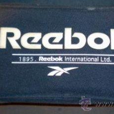 Coleccionismo deportivo: BOLSA DE MANO REEBOK - CON CREMALLERA Y ASA - AÑOS 90 APROX.. Lote 31688074