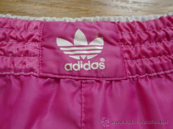 Coleccionismo deportivo: Pantalones Adidas Originales Vintaje Retro 80s - Foto 4 - 32228432
