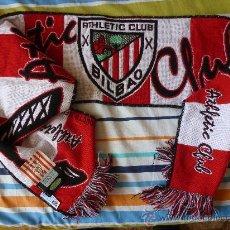 Coleccionismo deportivo: BUFANDA ATH.CLUB BILBAO-ORIGINAL-NUEVA ESTRENAR-FOTOS.. Lote 33498060