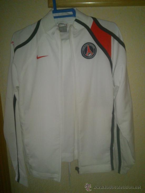 CHANDAL PARIS SAINT GERMAIN PSG (Coleccionismo Deportivo - Ropa y  Complementos - Complementos deportes) 874963694974