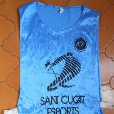 Coleccionismo deportivo: PETO SANT CUGAT ESPORTS -TALLA XL-. Lote 37368201