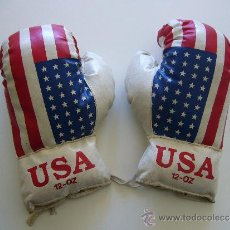 Coleccionismo deportivo: GUANTES DE BOXEO USA 12 OZ. Lote 37648879
