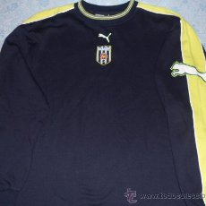 Coleccionismo deportivo: SUDADERA OFICIAL MÉRIDA C.P. 1ª DIVISIÓN. Lote 38809707