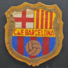 Coleccionismo deportivo: PARCHE DEL FUTBOL CLUB BARCELONA. BARÇA. Lote 41396901