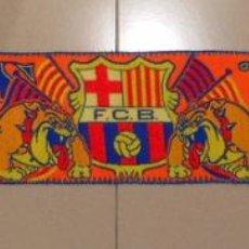 Coleccionismo deportivo: BUFANDA SCARF SCIARPA FUTBOL BOIXOS NOIS FC BARCELONA ULTRAS FOOTBALL. Lote 132793162