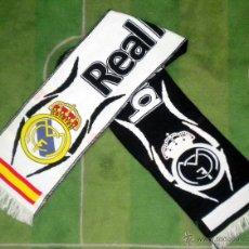 Coleccionismo deportivo: BUFANDA SCARF SCIARPE FUTBOL FOOTBALL REAL MADRID NUEVA NEW UEFA. Lote 82295119