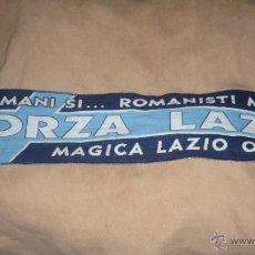 Coleccionismo deportivo: BUFANDA SOCIETÁ SPORTIVA LAZIO DE ROMA. Lote 45938764