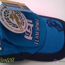Coleccionismo deportivo: MAGNÍFICA GORRA DE FERNANDO ALONSO 2005. Lote 219550090