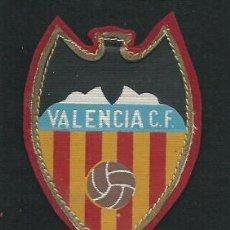 Coleccionismo deportivo: ESCUDO DE TELA IMPRESA VALENCIA. Lote 48532578