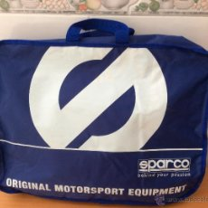 Coleccionismo deportivo: SPARCO BOLSA DE TRANSPORTE RALLYE FORMULA 1 CIRCUITO. Lote 48852588