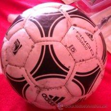 Coleccionismo deportivo: BALON TANGO ROSARIO ADIDAS. Lote 96068892