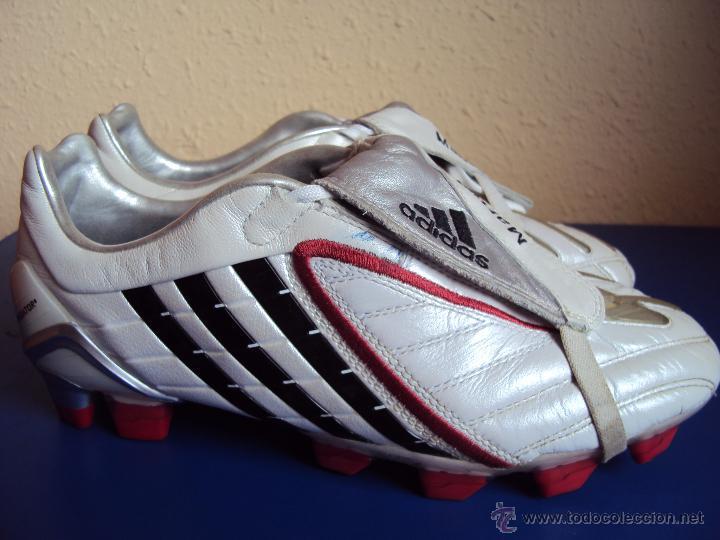 Sumergir Interpretación sobre  f-0548)botas futbol originales de simao,at.mad - Buy Sport Accessories at  todocoleccion - 49224532