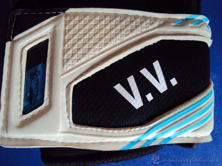 Coleccionismo deportivo: (F-1088)GUANTES ORIGINALES DE VICTOR VALDES,MARCHESTER UNITED,MATCH WORN - Foto 6 - 51971800