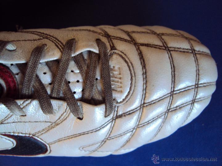 Coleccionismo deportivo: (F-1245)BOTAS DE ABIDAL,F.C.BARCELONA,MARCA NIKE TIEMPO,MATCH WORN - Foto 8 - 53551564