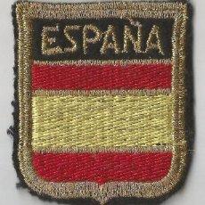Coleccionismo deportivo: PARCHE CON LOS COLORES DE ESPAÑA. Lote 54263204