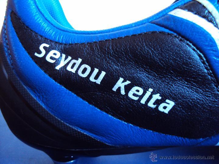 Coleccionismo deportivo: (F-1454)BOTAS DE FUTBOL DE SEYDOU KEITA,F.C.BARCELONA,PUMA V1.08,MATCH WORN - Foto 12 - 54264400