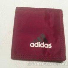 Coleccionismo deportivo: CARTERA ADIDAS NUEVA, CON 9 DEPARTAMENTOS.. Lote 55739057