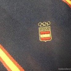 Coleccionismo deportivo: OLIMPIADAS. CORBATA. Lote 56877893