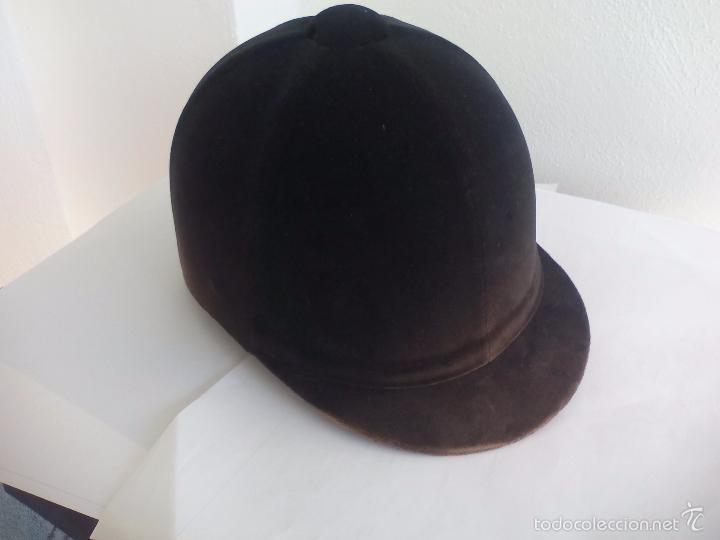 40c77067 Casco de equitación .champion euro riding hat g - Vendido en Venta ...