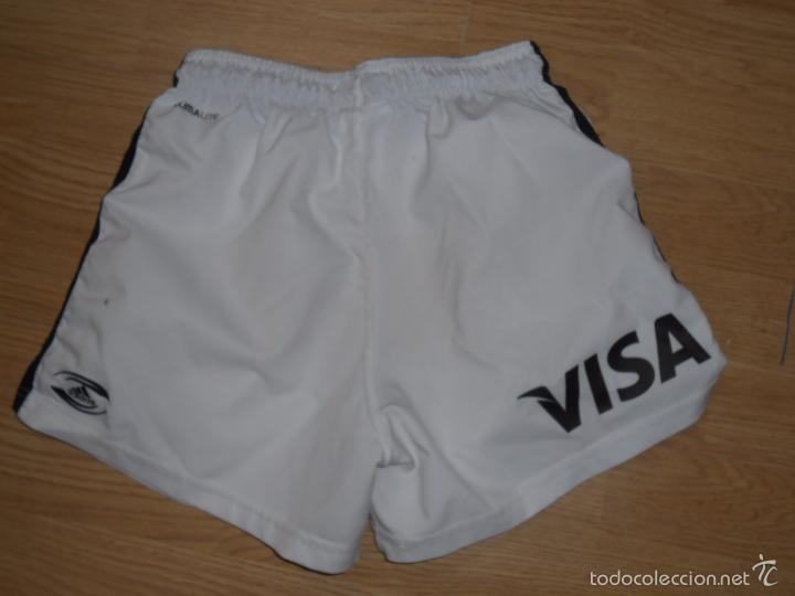 Pantalon Argentina CortoBermudasSeleccion D Through Sold qUzGSVMp