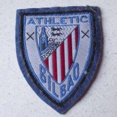 Coleccionismo deportivo: ESCUDO DE TELA ATHLETIC CLUB DE BILBAO PARA CAMISETAS. Lote 58090622