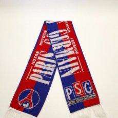 Coleccionismo deportivo: BUFANDA PSG - PARÍS SAINT-GERMAIN FOOTBALL CLUB. Lote 80581592
