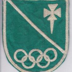 Coleccionismo deportivo: PARCHE DE TELA CON TEMA OLIMPICO . Lote 65664514