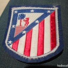 Coleccionismo deportivo - Parche escudo de Futbol del Atletico de Madrid (antiguo años 80) - 66149142