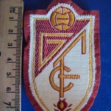 Collectionnisme sportif: (F-15)ESCUDO BORDADO GRANADA C.F.. Lote 66503382