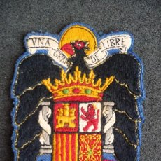 Coleccionismo deportivo: (JX-161245)ESCUDO BORDADO SELECCION ESPAÑOLA EQUIPO RUGBY. Lote 68707853