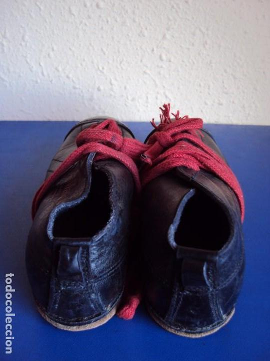 Coleccionismo deportivo: (F-161266)ANTIGUAS BOTAS DE FOOT-BALL , MARCA MATOLLO - Foto 4 - 70137577