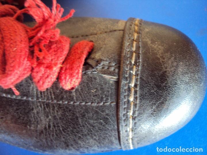 Coleccionismo deportivo: (F-161266)ANTIGUAS BOTAS DE FOOT-BALL , MARCA MATOLLO - Foto 6 - 70137577
