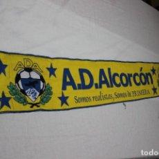 Collectionnisme sportif: BUFANDA DE LA AGRUPACION DEPORTIVA ALCORCON NUEVA LIMITADA SCARF. Lote 72325671