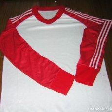 Coleccionismo deportivo: ANTIGUA CAMISETA DEPORTE MANGA LARGA AÑOS 70/80. Lote 96065548