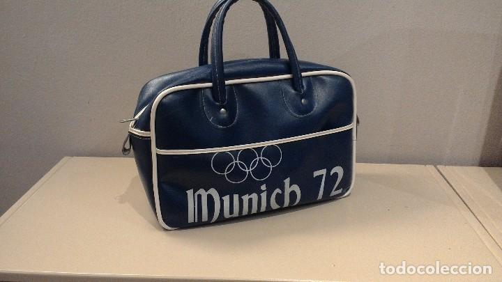 7b4b5d4d93376 Bolsa original deporte vintage munich 72 - Vendido en Venta Directa ...