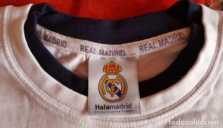 Coleccionismo deportivo: CAMISETA REAL MADRID MANGA LARGA VIKINGO - Foto 3 - 76676035