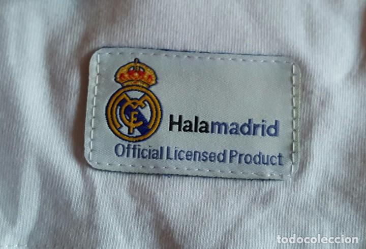 Coleccionismo deportivo: CAMISETA REAL MADRID MANGA LARGA VIKINGO - Foto 4 - 76676035