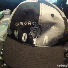 Coleccionismo deportivo: GORRA GEORGETOWN HOYAS. AÑOS 90 VER FOTOS. Lote 89021400