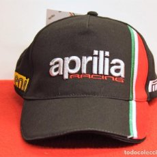 Coleccionismo deportivo: GORRA APRILIA RACING. Lote 203876326