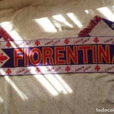 Coleccionismo deportivo: BUFANDA FIORENTINA. Lote 90769840