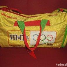 Coleccionismo deportivo: MAGNIFICA UNICA EN TC MOCHILA ADIDAS DE LAS OLIMPIADAS DEL 92. Lote 90791370