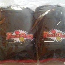 Coleccionismo deportivo: GUANTES BOXEO PUNCH OUT. Lote 95715484