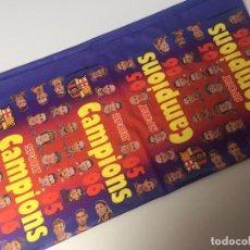 Coleccionismo deportivo: BUFF DE CUELLO CAMPIONS 2005/2006 F.C. BARCELONA *BARÇA* . Lote 96108355
