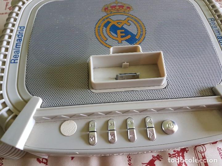 Coleccionismo deportivo: Radio maqueta Estadio Santiago Bernabéu - Foto 6 - 97228535