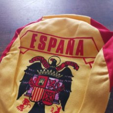Coleccionismo deportivo: GORRA DEL MUNDIAL DE FÚTBOL ESPAÑA 82- MANOLO EL DEL BOMBO- ORIGINAL.SIN USO- DIFÍCIL ENCONTRAR!!!.. Lote 97697695