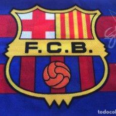 Coleccionismo deportivo: BUFANDA FCB, FUTBOL CLUB BARCELONA, BARÇA, BOIXOS NOIS. Lote 102503747