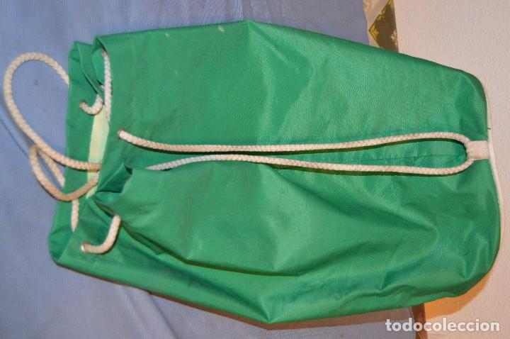 Coleccionismo deportivo: GATORADE - Antiguo morral / talega / mochila-saco / Muy raro, una pieza auténtica de colección - Foto 2 - 104824179